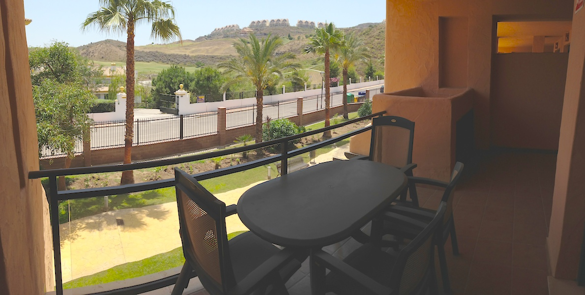 Long Rent Apartment in Calanova Golf