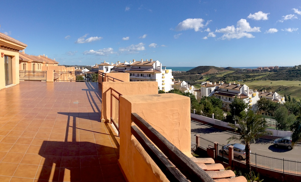 Unfurnished La Cala Penthouse For Rent
