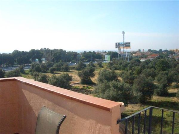 Long Rent Penthouse in Elviria