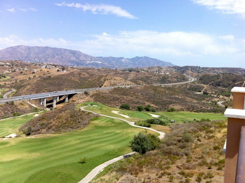 Calanova Golf Modern Penthouse For Rent