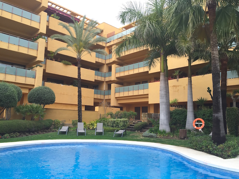 Estepona Penthouse for Rent Las Salinas