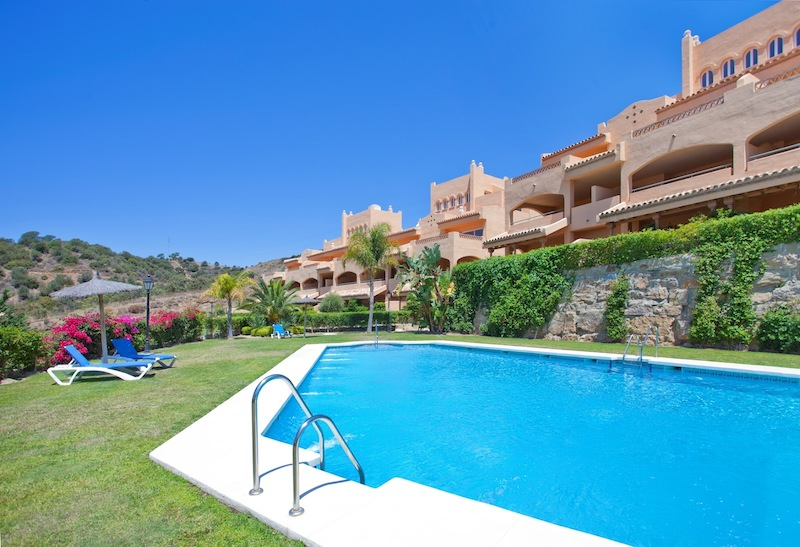 Apartment for rent in Elviria, Marbella