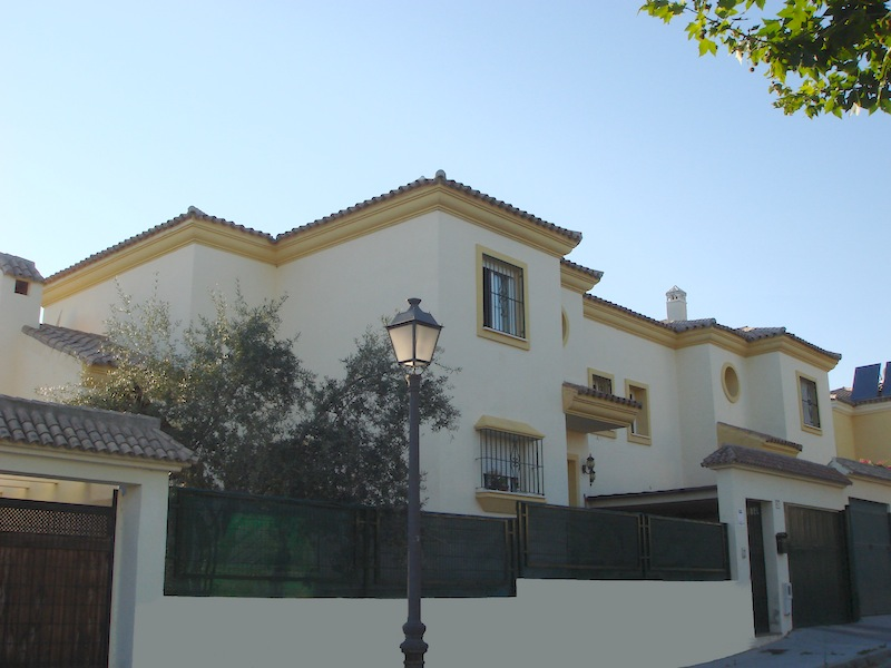 Marbella Villa for Rent in Elviria